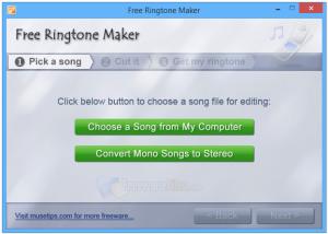 free ringtone maker portable 2.5.0.1305