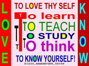 to love thy self_mp3