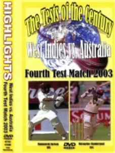 west indies vs australia 4th test 2003