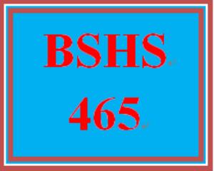 bshs 465 week 4 current legislation worksheet