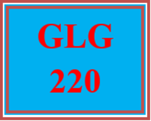 GLG 220 Week 5 Renewable Resource Paper | eBooks | Education
