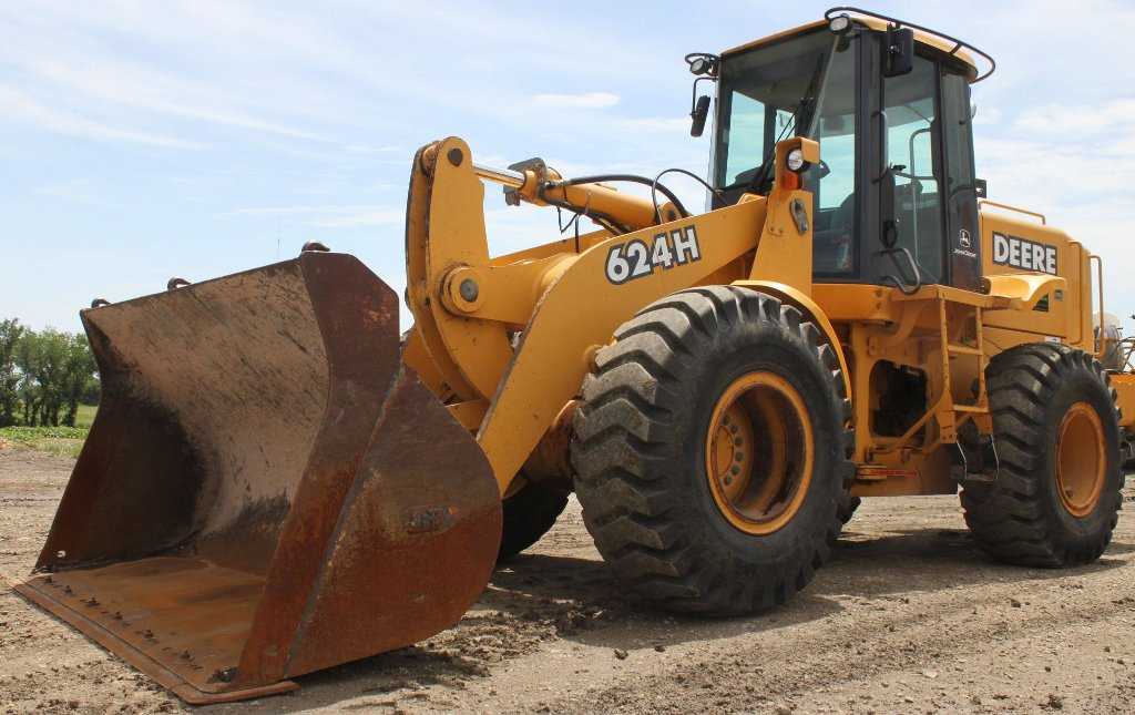 john deere 624h 4wd loader and tc62h tool carrier loader service rh store payloadz com John Deere 444H Loader John Deere 544H Loader Specifications