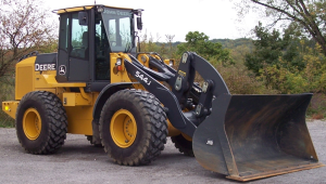 john deere 544j 4wd loader (sn.from 611800) diagnostic, operation and test service manual (tm10229)