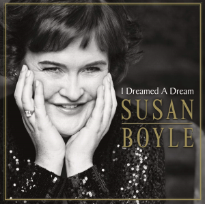 susan boyle i dreamed a dream (sony music) (12 tracks) 320 kbps mp3 album