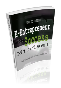 how to build e-entrepreneur for success mindset