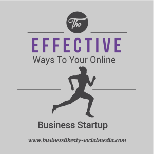 effective ways to your online business startup