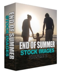 end of summer stock image blowout volume 02