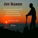 Jet Harris Backstage Pass | Music | Oldies