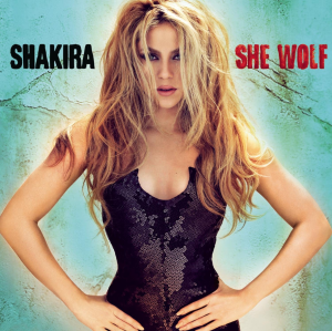 shakira she wolf (2009) (sony music) (u.s. edition) (16 tracks) 320 kbps mp3 album