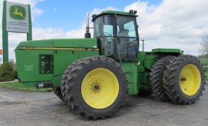 john deere 8570, 8770, 8870, 8970 4wd articulated tractors service repair technical manual (tm1549)
