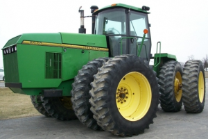 john deere 8570, 8770, 8870, 8970 4wd articulated tractors diagnosis & tests service manual (tm1550)