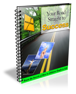 Your Road Straight to Success | eBooks | Business and Money