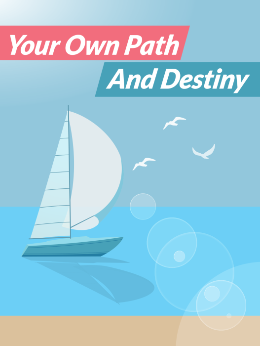 First Additional product image for - Your Own Path and Destiny
