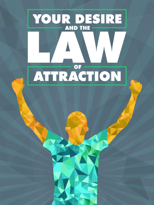Second Additional product image for - Your Desire and The Law of the Attraction