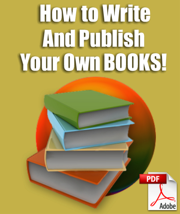 First Additional product image for - How To Write and Publish Your Own Books