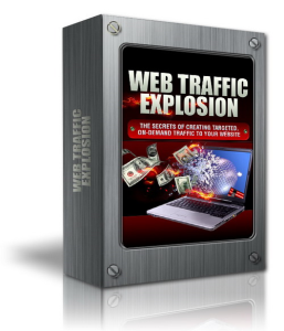 Web Traffic Explosion | eBooks | Business and Money