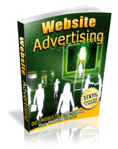 website advertising