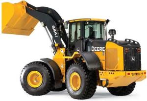 john deere loaders 644j (sn. before 611231), 724j (sn. before 611218) service repair manual (tm2076)