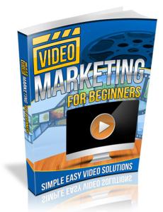 video marketing for beginner