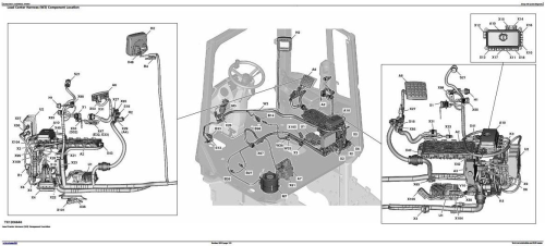Second Additional product image for - John Deere 644K 4WD Loader (SN. from C658218, D658218) Diagnostic & Test Service Manual (TM13116X19)