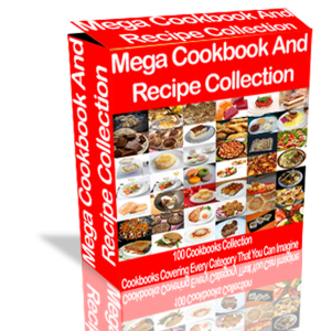 mega cookbook collections