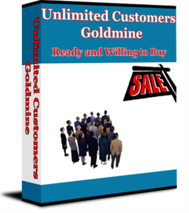 First Additional product image for - Unlimited Customer Goldmine - Ready and Willing to Buy!