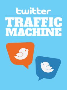 twitter traffic machine - video