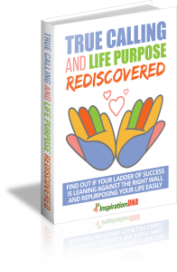true calling and live purpose rediscovered