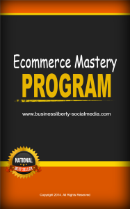 ecommerce mastery program