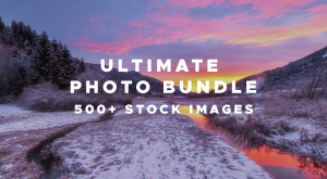 ultimate photo bundle v1 (500+ stock images)