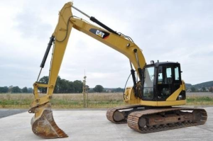 caterpillar 314e cr excavator service manual