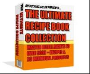 The Ultimate Recipe Book Collection | eBooks | Food and Cooking