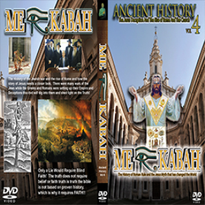 ancient history vol 4 the jesus deception and the rise of rome and the church
