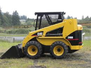 cat 246b skid sreer loader parts manual