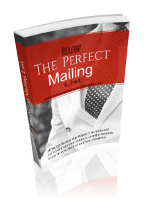 building the perfect mailing list