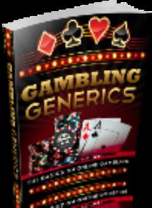 Gambling Generics | eBooks | Entertainment