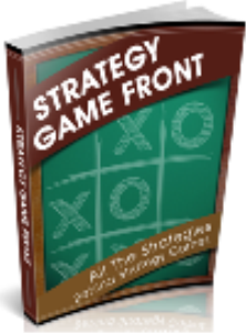 Strategy Game Front | eBooks | Games