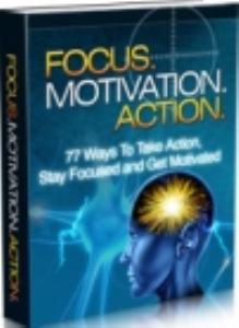 focus motivation action
