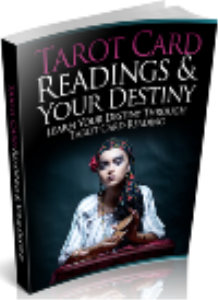 tarot card readings and your destiny.