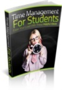 Time Management For Students | eBooks | Education