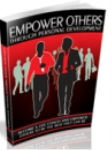 Empower Others Through Personal Development | eBooks | Business and Money