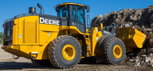 John Deere 824K Series II (SN: from C664100, D664100) 4WD Loader Service Repair Manual (TM13227X19) | Documents and Forms | Manuals
