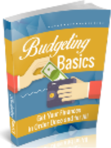 Budgeting Basics | eBooks | Home and Garden