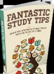 Fantastic Study Tips | eBooks | Education