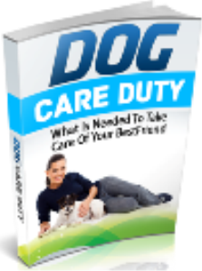 Dog Care Duty | eBooks | Pets