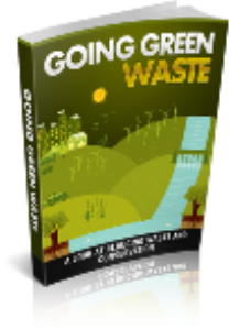 going green waste