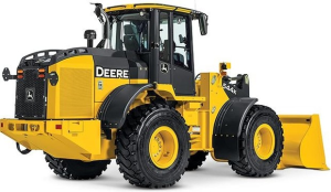 John Deere 4WD 524K Loader 6068HDW84 w.Engine Service Manual TM12095 | eBooks | Automotive