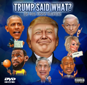 resistance music & commentary - trump said what?