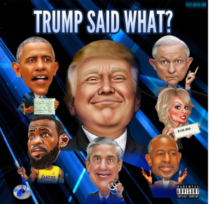 Resistance Music - Trump Said What? | Music | Alternative