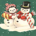 Snowman 1. Craft papers for cardmaking and scrapbooking | Crafting | Paper Crafting | Other